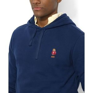 f93dc81ee Polo by Ralph Lauren Shirts - Men s polo Ralph Lauren bear pullover hoodie